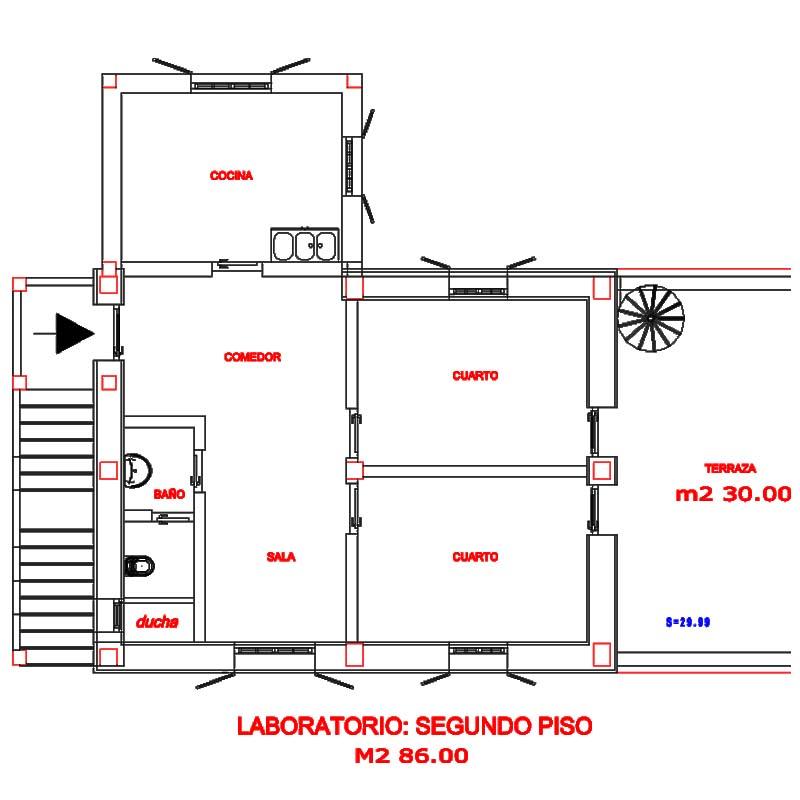 hacienda cantayo laboratorio secundo piso
